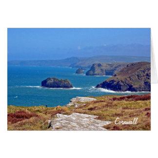 Cornwall Coast CARD