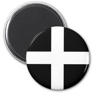 Cornwall - Cornish Flag St Piran s Fridge Magnet