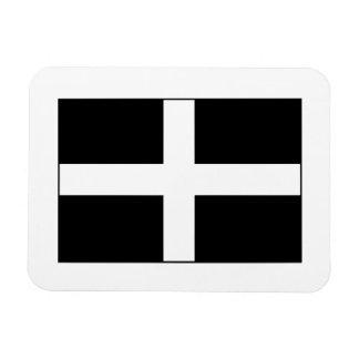 Cornwall Cornish Flag St Piran s Vinyl Magnets