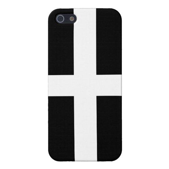 Cornwall - Cornish Flag St. Piran's iPhone 5