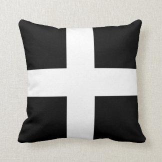 Cornwall Flag Throw Pillows
