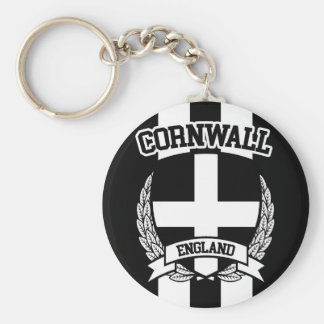 Cornwall Key Ring