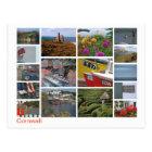 Cornwall multi-image 2 postcard