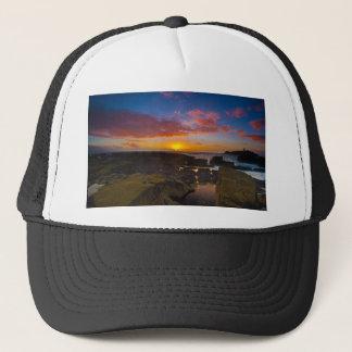 Cornwall Suntset Trucker Hat