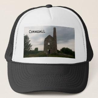 Cornwall Tin Mine Trucker Hat