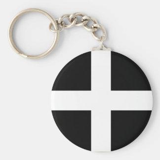 Cornwall, United Kingdom Key Ring