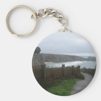 Cornwall view key ring
