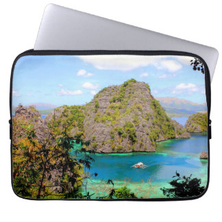 Coron Travel Destination Laptop Sleeve
