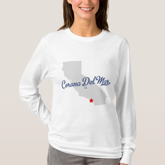 Corona Del Mar California CA Shirt