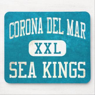 Corona del Mar Sea Kings Athletics Mouse Pad