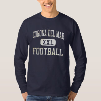 Corona del Mar Sea Kings Football T-Shirt