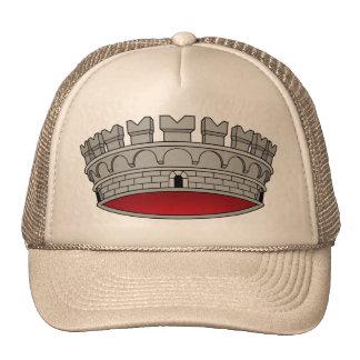 Corona di comune, Italy Trucker Hat