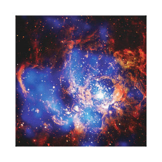 Corona Star Cluster Gallery Wrapped Canvas