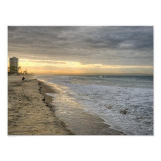 Coronado Beach Photographic Print