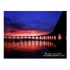 Coronado Bridge Sunrise Postcard