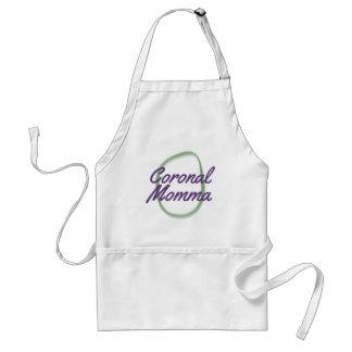 Coronal Momma Standard Apron