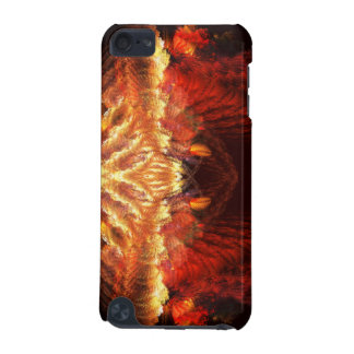 Coronation Abstract Digital Fractal iPod Touch (5th Generation) Cases