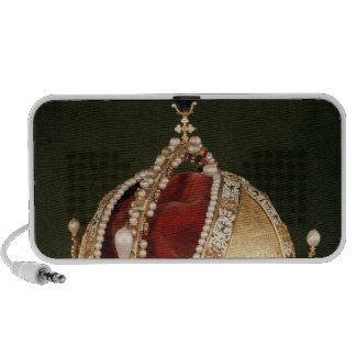 Coronation crown of Rudolph II , c.1576 iPod Speaker