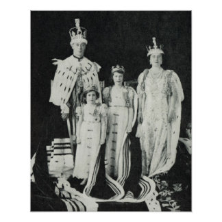 Coronation  King George VI, 1937 Posters
