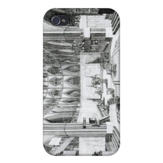 Coronation of James II at the Collegiate iPhone 4/4S Cover