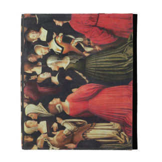 Coronation of the Virgin, 1513 (oil on panel) (det iPad Cases