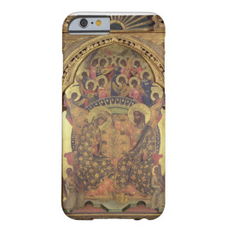 Coronation of the Virgin (detail of the polyptych) Barely There iPhone 6 Case