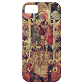 Coronation of the Virgin iPhone 5 Cover