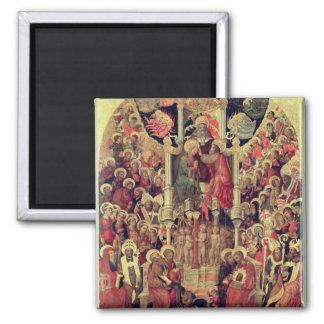 Coronation of the Virgin Magnet