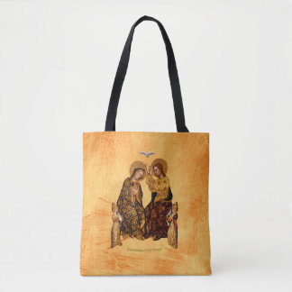 Coronation of The Virgin Tote Bag