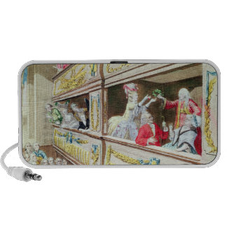 Coronation of Voltaire at the Theatre Francais Portable Speakers