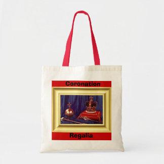 Coronation Regalia of Queen Elizabeth II, Budget Tote Bag