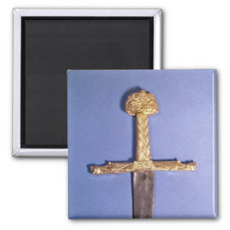 Coronation sword of the Kings of France Magnet