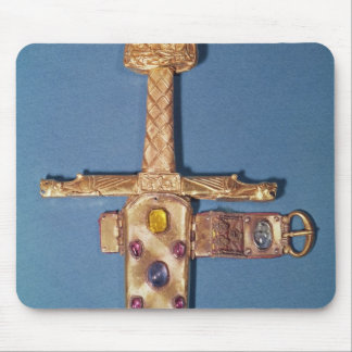 Coronation sword of the Kings of France Mouse Mat