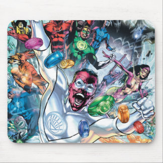 Corp Group with Rings Mouse Pad