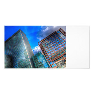 Corperate London Customized Photo Card