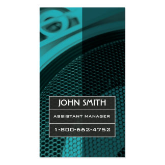 Corporate Collection Pack Of Standard Business Cards