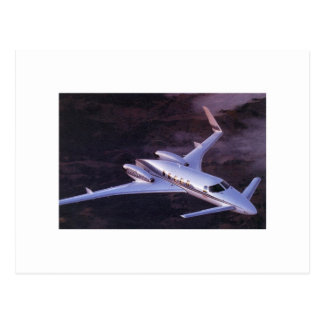 Corporate Cunard Wing Post Card