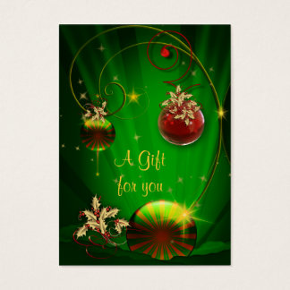 Corporate Holiday Gift Certificates