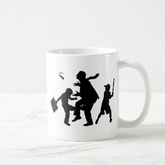 Corporate Kickback Basic White Mug
