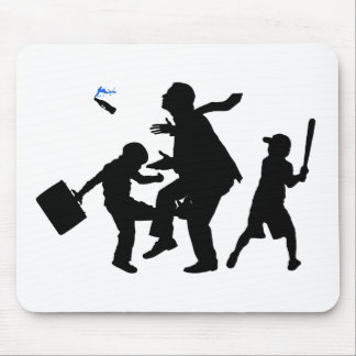 Corporate Kickback Mouse Pad