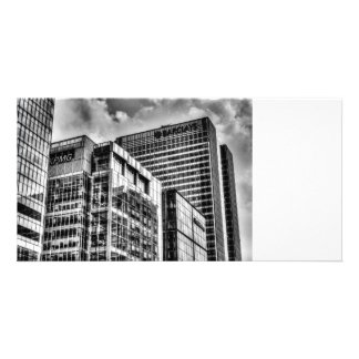 Corporate London Custom Photo Card