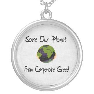 Corporate Planet Jewelry