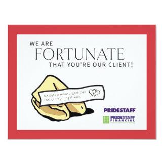 Corporate Valentines Card