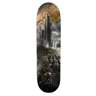 Corporation Apocalypse 21.6 Cm Old School Skateboard Deck