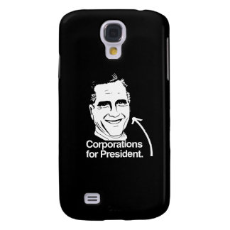 CORPORATIONS FOR PRESIDENT - png Samsung Galaxy S4 Covers