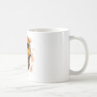 Corpse Head Basic White Mug