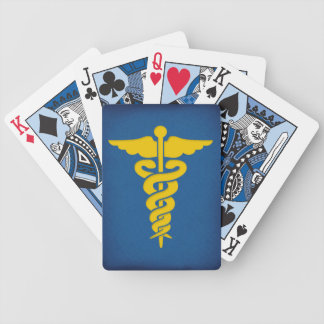 Corpsmen playing cards