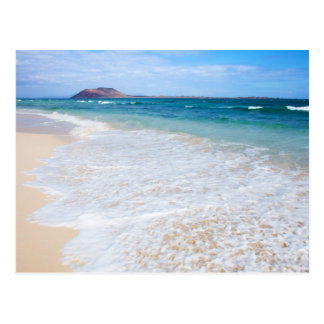 Corralejo Flag Beach Postcard