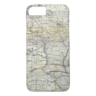 Correct map of Dakota iPhone 8/7 Case