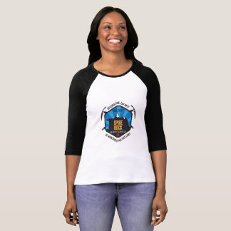 Corrected Women's Raglan SLeeve T-Shirt